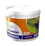 Фото штукатурки силикатной KREISEL 25 кг(база А) барашек/короед