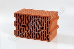 Фото блока керамического 250х380х219