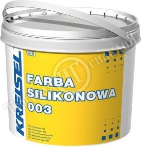 фото краски фасадной силиконовой 003 (база A) 15л (21кг)
