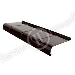Фото Водоотлив алюминий коричневый (от 90 до 300 мм)