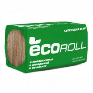минеральная вата экоролл