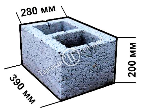 керамзитобетон вентканал