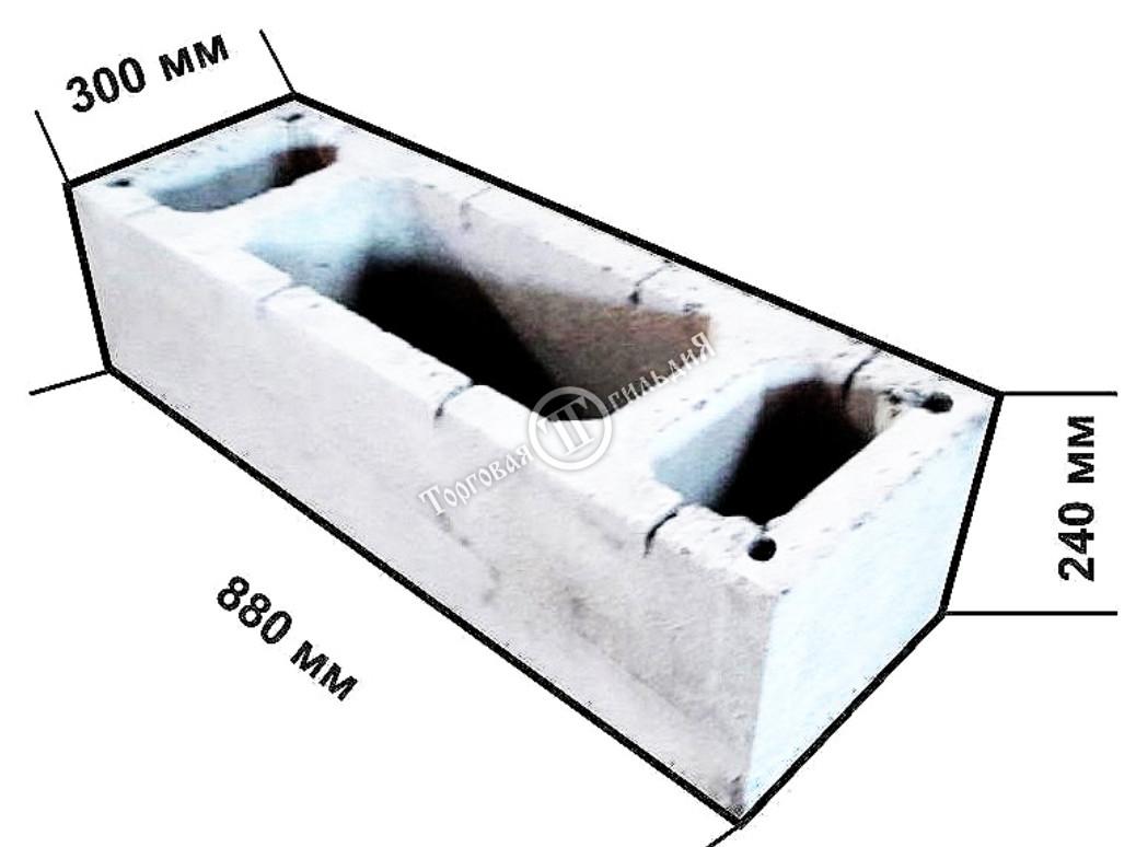 Керамзитобетон вентканал бетон в20 w6